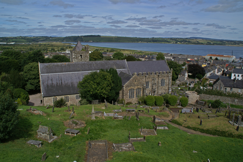 St. Mary's Collegiate Church, Youghal, Co. Cork.